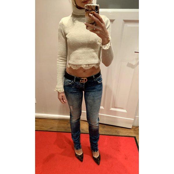 Neu! Destroyed Jeans von Patrizia Pepe gr 27