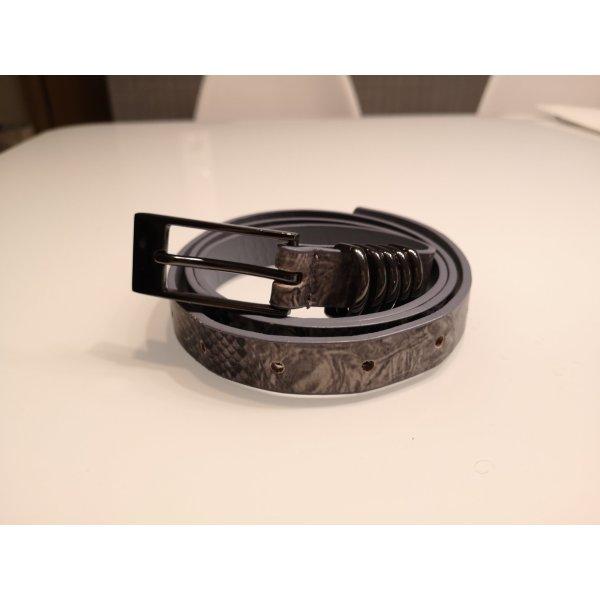 NEU! Gürtel Schlangen-Optik 90 cm