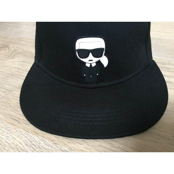 Neu Ikonik Cap Von Karl Lagerfeld One Size
