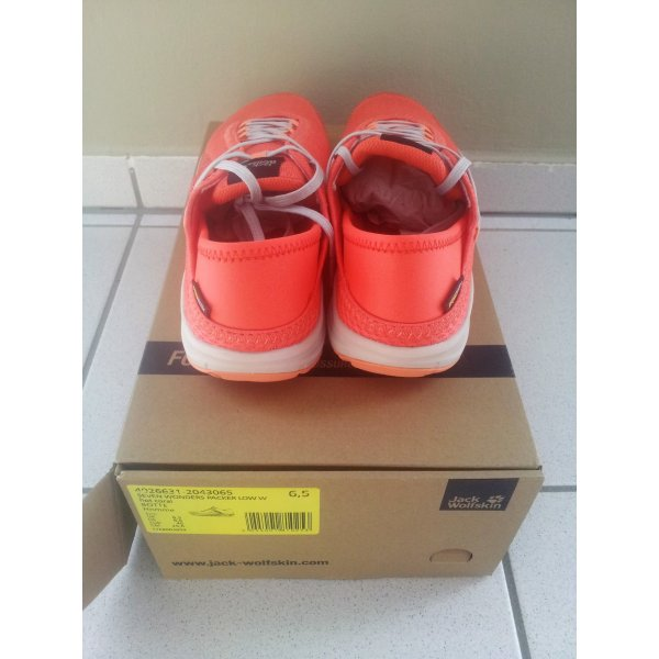 NEU - JACK WOLFSKIN Sneaker, 40, Pink