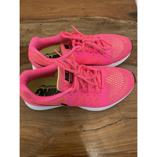 NEU!! Nike Pegasus Zoom Neon Pink 38,5