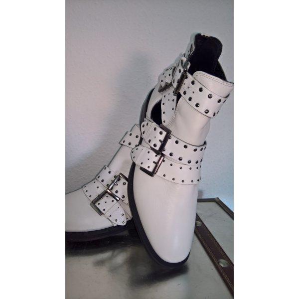NEU TopShop Ankle Boot  Gr.39 weiss