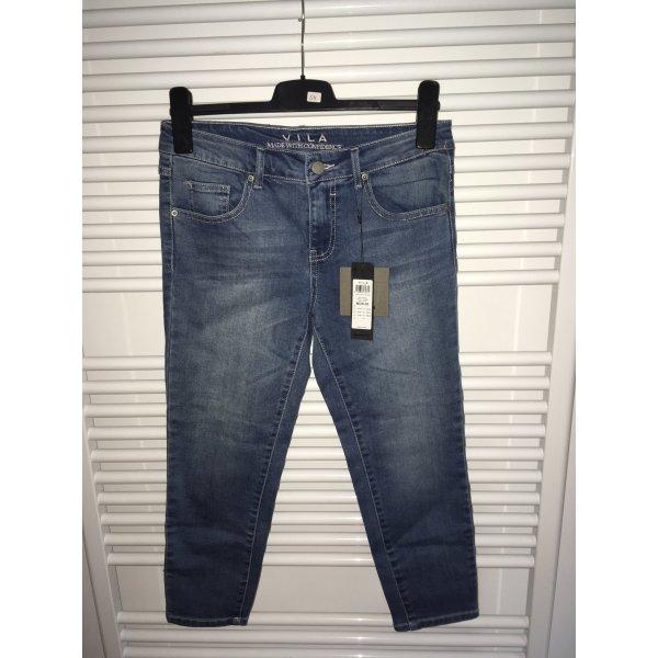 Neue 3/4 Jeans von Vila mit Etikett