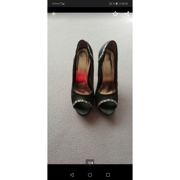 neue high heels