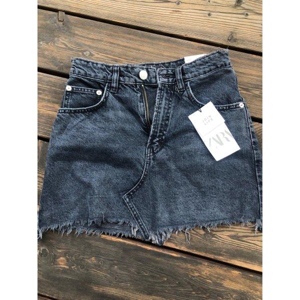 Neuer Zara Jeans Rock