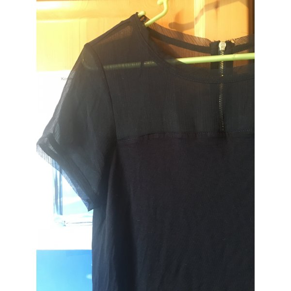 Neues Chiffon Shirt, Gr. S