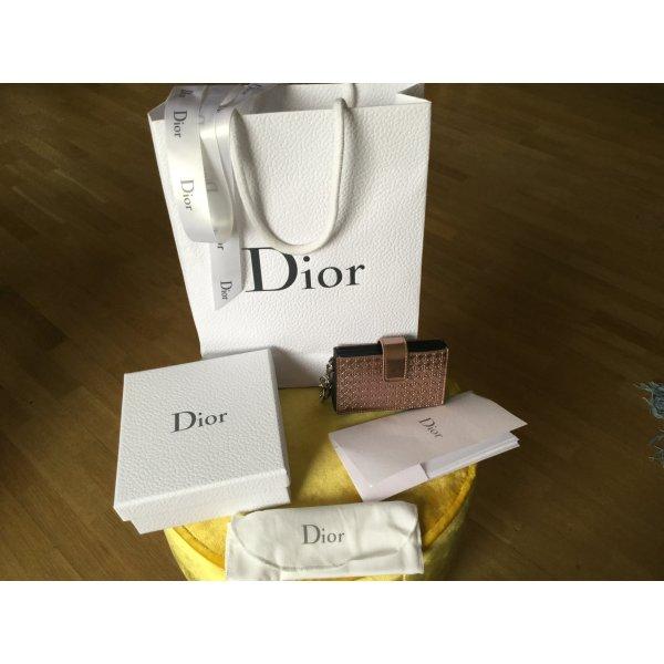 Dior Kaartetui veelkleurig Leer