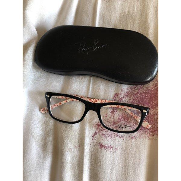 Neues Rayban Brillen Gestell schwarz