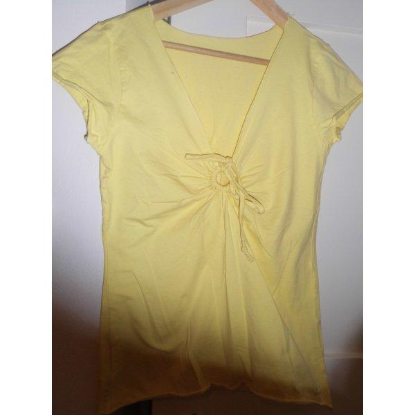 neues Shirt zitronengelb, zu klein bestellt, nie getragen
