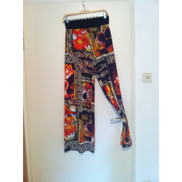 Jean Paul Gaultier Marlene Trousers multicolored