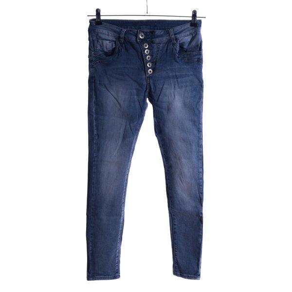 Newplay Skinny Jeans blau Casual-Look