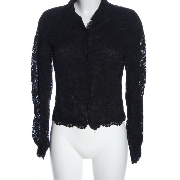 Nice Connection Blouse Jacket blue casual look