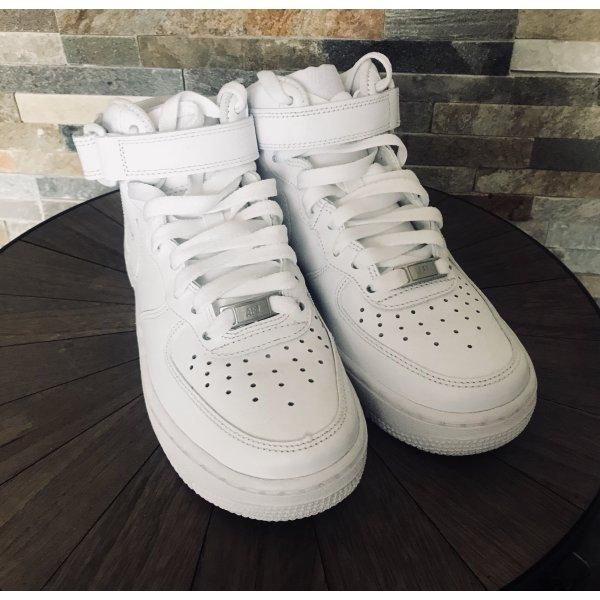 Nike Air Force 1 Mid 07 Leather Damen Sneaker Gr. 36,5