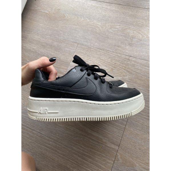 Nike Air Force 1 sage low schwarz