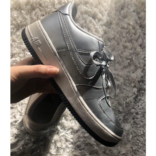 Nike Air Force 1 Silber