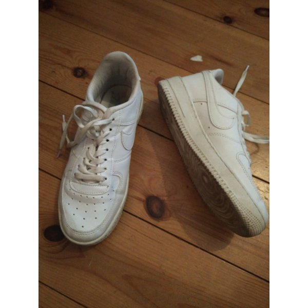 Nike Air Force 39 weiss