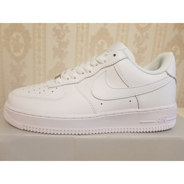 Nike air force one gr.40 weiß