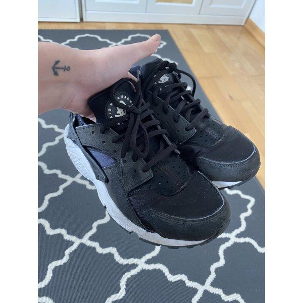 Nike Air Huarache Damen Schuh Schwarz