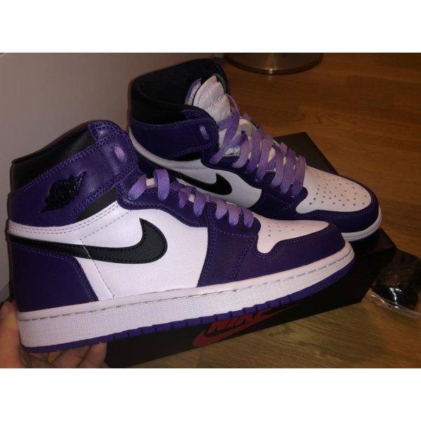 Nike Air Jordan 1 High Court Purple