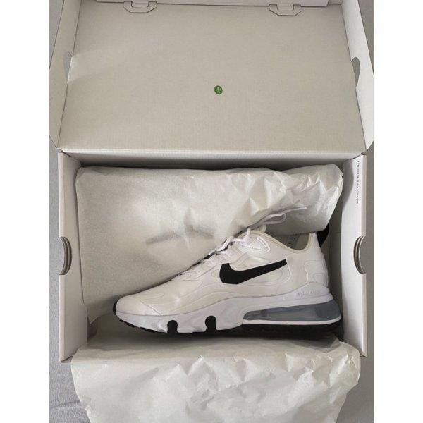 Nike Air Max 270 React weiß Größe 40 Neu