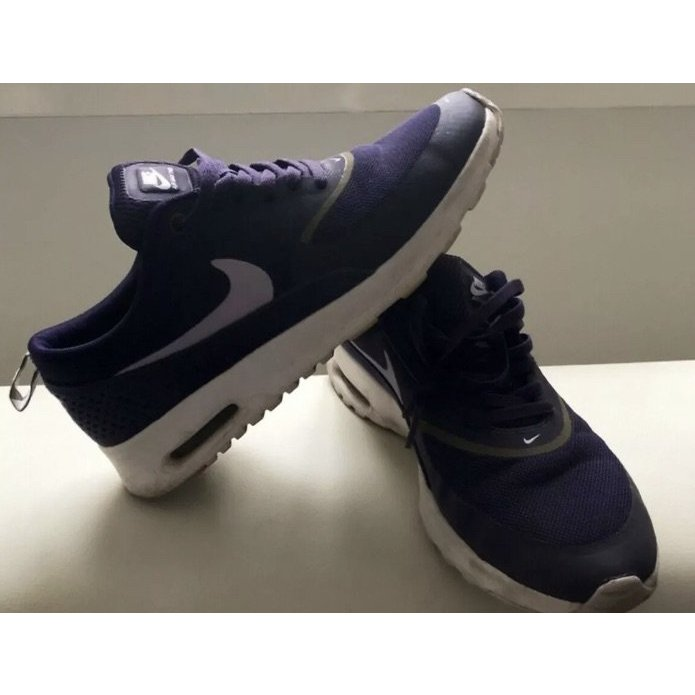 Nike air Max Thea - lila 38