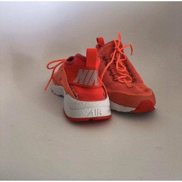 NIKE AIR - orange neon  - Limited Edition
