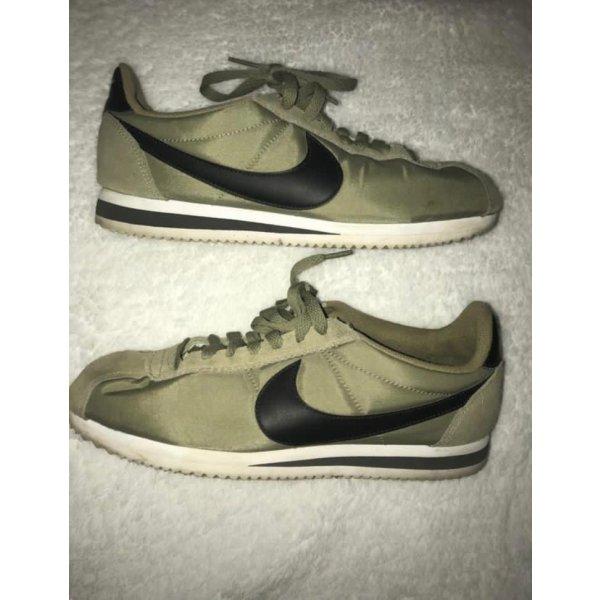Nike cortez Khaki grün 40,5 sneaker