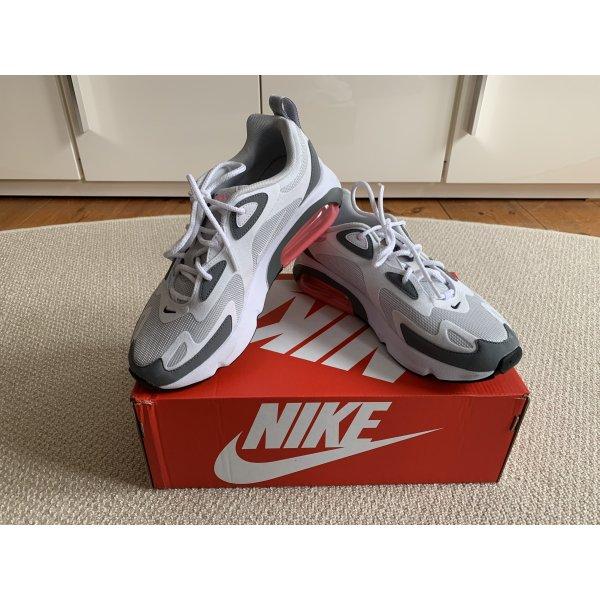 NIKE Damen Sneaker Air Max 200 Weiß Gr. 38 wie NEU !!