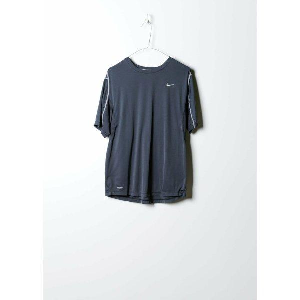 Nike Damen Sportshirt in Grau