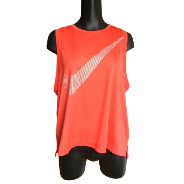 NIKE Dry-Fit Leichtes Sport-Trägershirt mit NIKE-Logo
