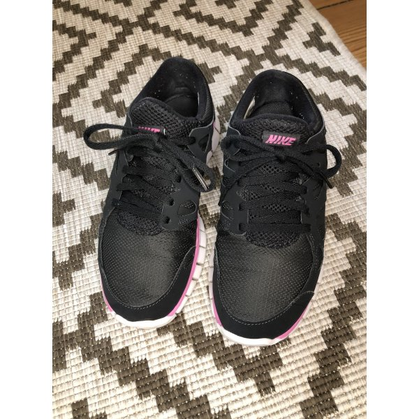 Nike ❤️ Free Anthrazit Grau Rosa Pink ❤️ 38