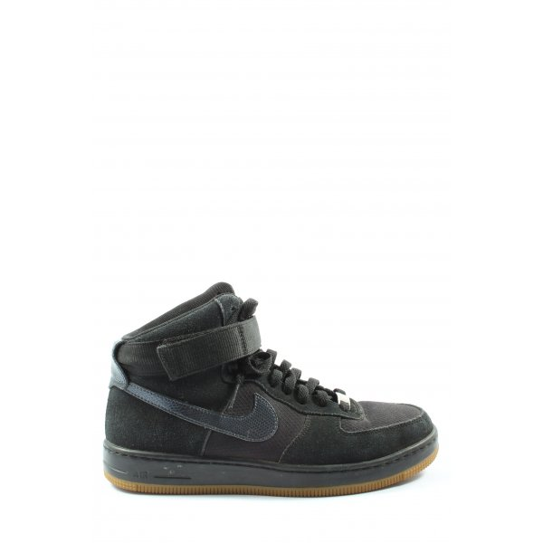 Nike High Top Sneaker schwarz Casual-Look