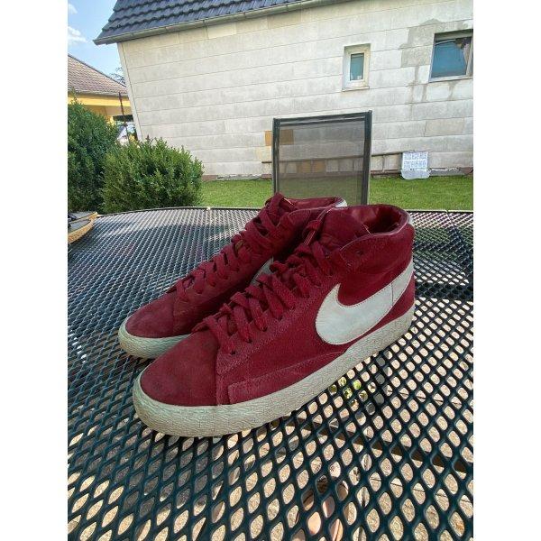 Nike Hightop Sneaker Gr 38,5