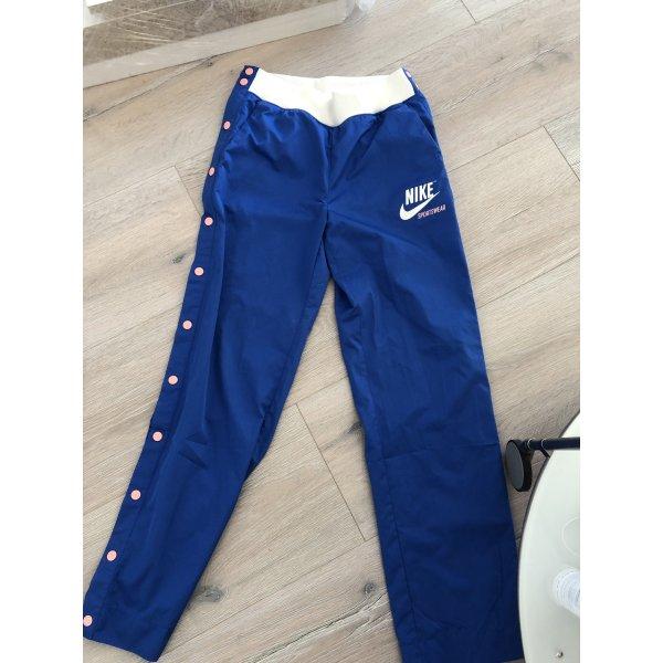 Nike Sportbroek donkerblauw