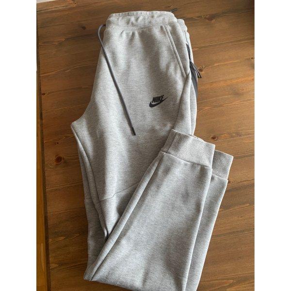 Nike Jogginghose grau M