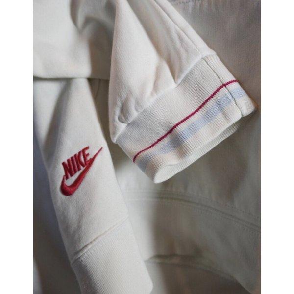 Nike Kapuzenpullover mit pinkem Aufdruck/ Sweater/ Hoodie/ Sportswear