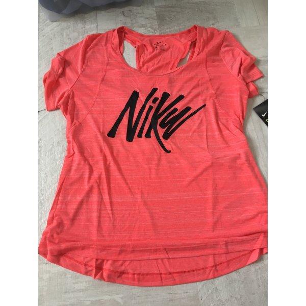 Nike Lauf Shirt Sport Running Größe L