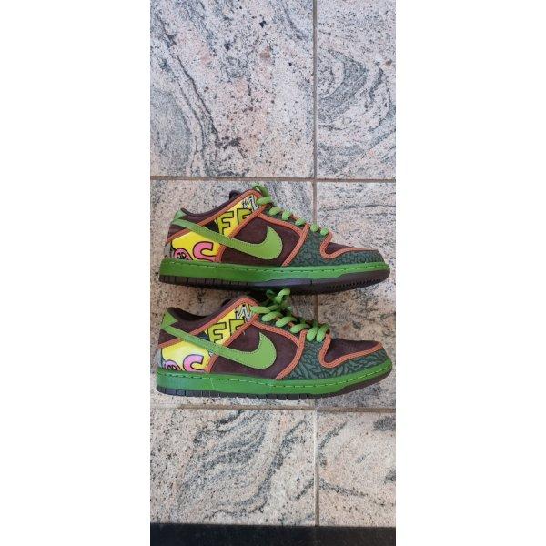 "Nike SB Dunk low Pro ""de la soul"" gr: eu 40,5 uk 6,5"