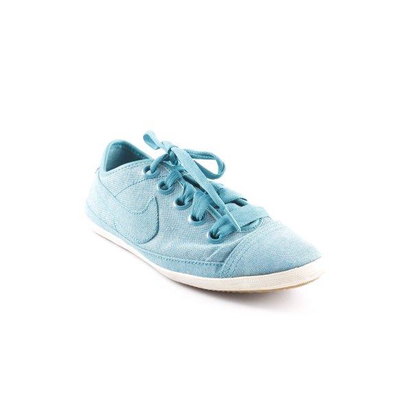 Nike Schnürschuhe kadettblau sportlicher Stil