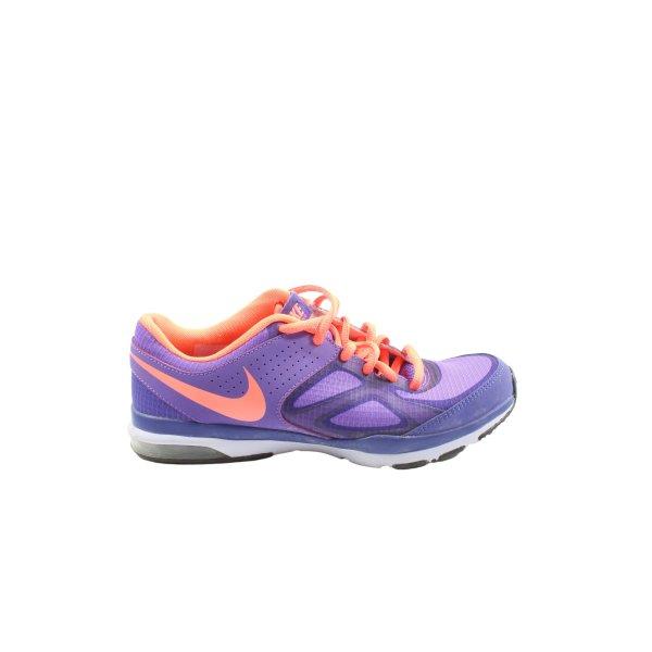 Nike Schnürsneaker lila Casual-Look