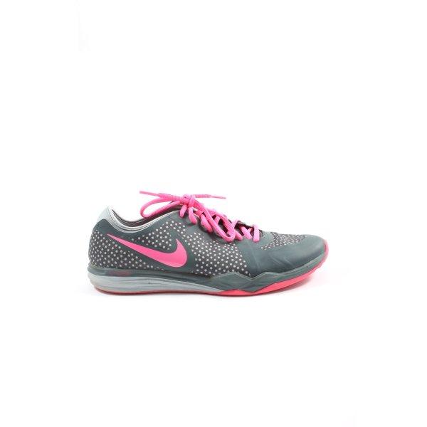Nike Schnürsneaker Punktemuster Casual-Look