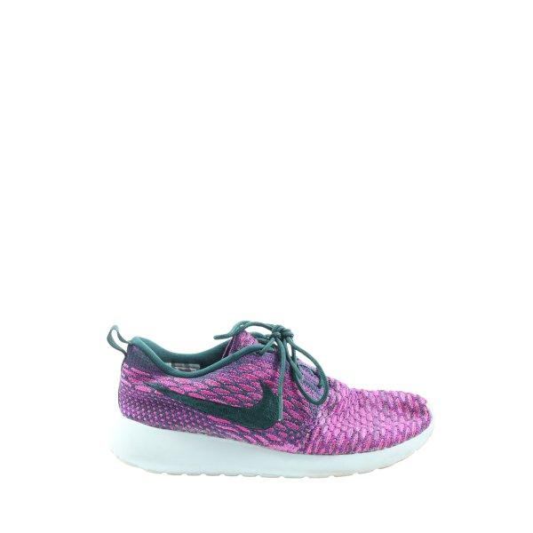 Nike Schnürsneaker Allover-Druck Casual-Look