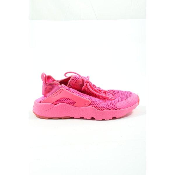 Nike Schnürsneaker pink Motivdruck Casual-Look