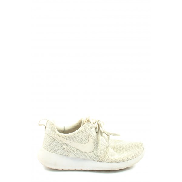 Nike Schnürsneaker creme Casual-Look