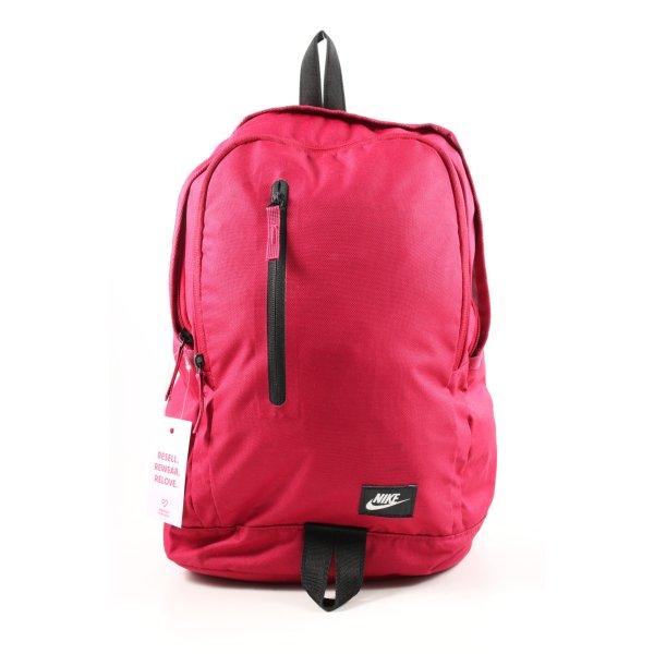"""Nike Schulrucksack """"W-y22rfa"""" rot"""