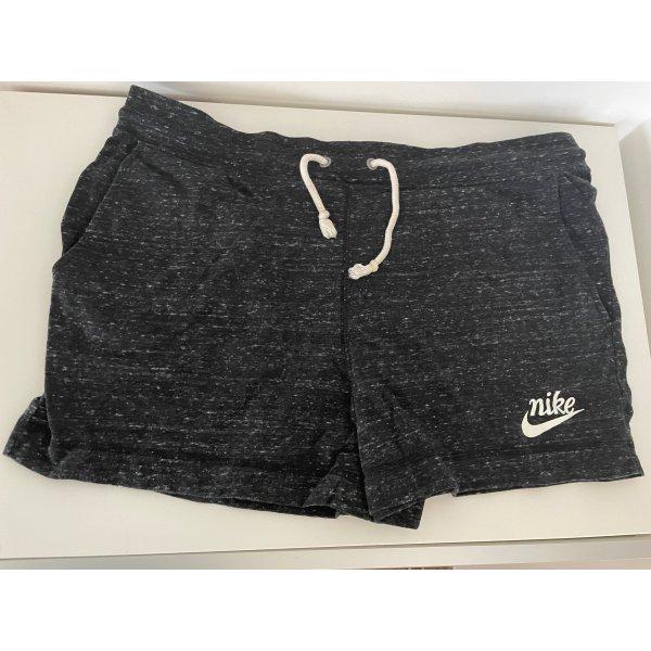 Nike, Short, dunkelgrau meliert, Gr. L