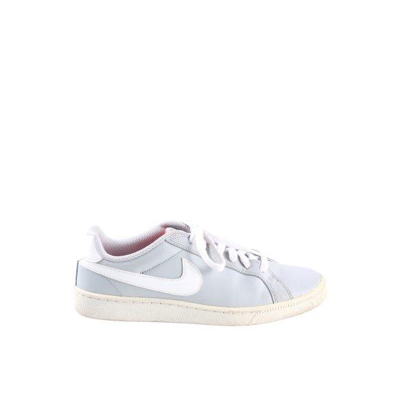 Nike Skaterschuhe hellgrau-weiß Casual-Look