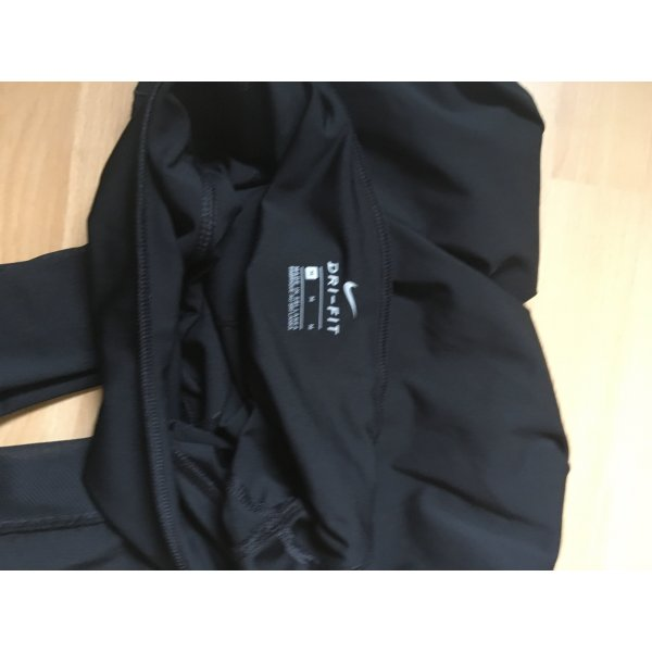 Nike Sport Hose schwarz m