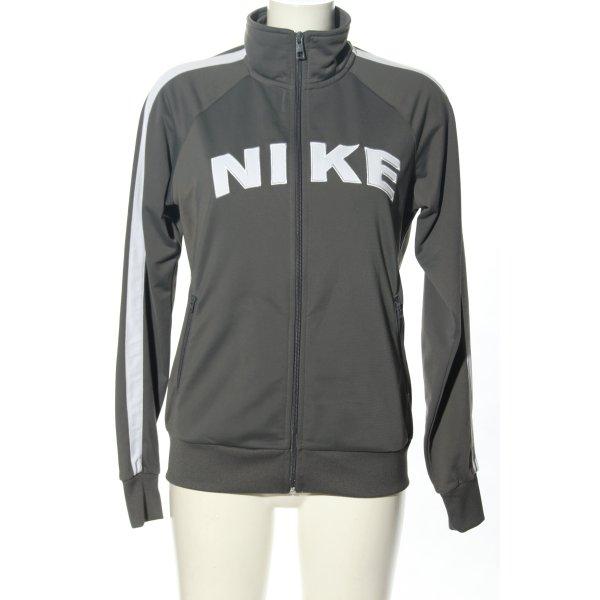 """Nike Sportjacke """"W-pbfxsk"""" hellgrau"""
