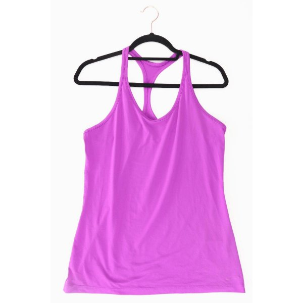 Nike Sporttop Größe L lila